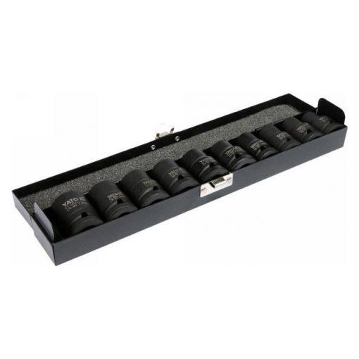 """Yato dugókulcs készlet - gépi - 1/2"""" - 10 részes - 10-22 mm"""